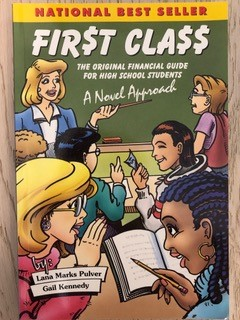 financial guide for high school students book cover